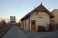 Skansen station and bridge.JPG
