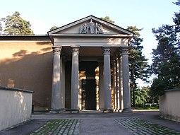 UppståndelsekapelletLa capilla de la resurrección