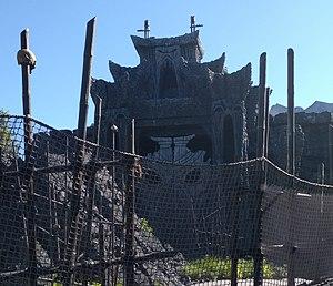 Skull Island: Reign of Kong - Image: Skull Island (33044108421) (cropped)