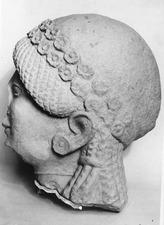 Skulptur, kalksten - SMVK - C06421.tif