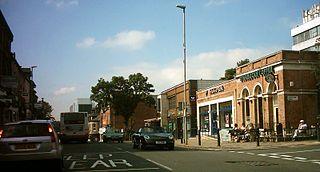 Headingley suburb of Leeds in West Yorkshire, England