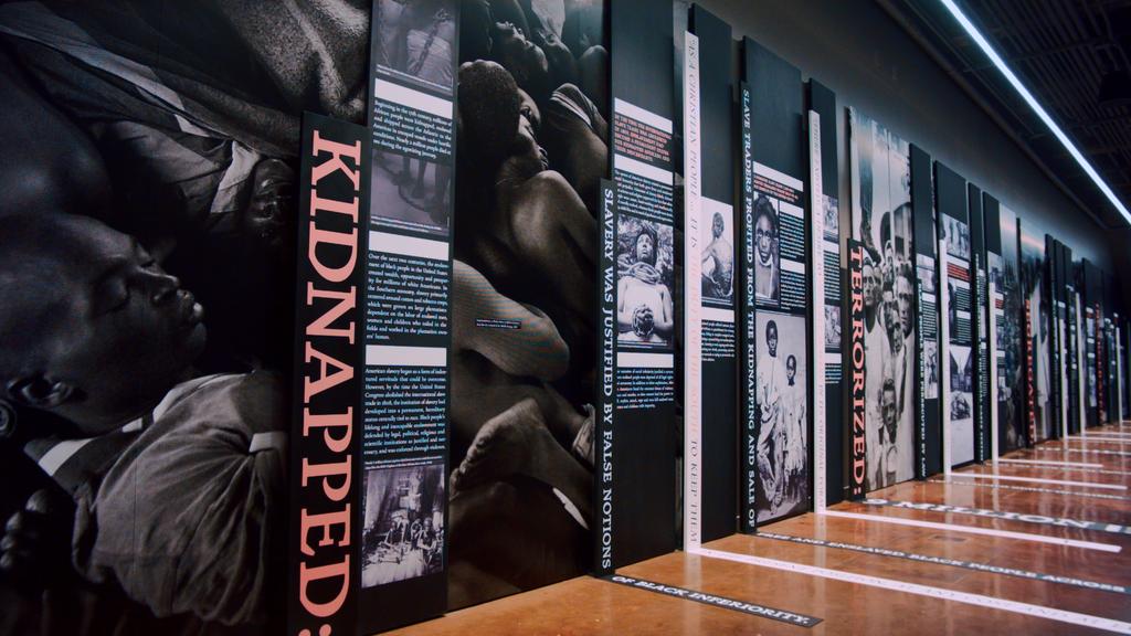 Resultado de imagem para The Legacy Museum