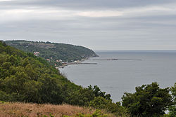 Slotslyngen, Bornholm (2012-07-04), by Klugschnacker in Wikipedia (2).JPG