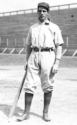 Slow Joe Doyle - Doyle at South Side Park in 1909.