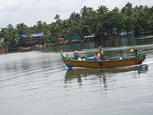 Small Fishing Boat, മീൻപിടുത്ത വഞ്ചി.JPG