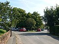 Small green in Puddington village - geograph.org.uk - 1485821.jpg