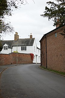 Smeeton Westerby Human settlement in England