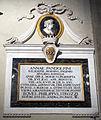 Smn, navata sx, monumento ad anna pandolfini-strozzi, 1802.JPG