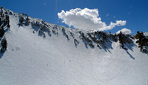 Snowbird, Utah - Snowbird: Great Scott - Upper, Middle and Lower Cirque