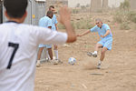 Soccer Game in Baghdad, Iraq DVIDS172326.jpg