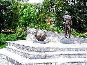 Otrokovice - Tomáš Baťa Statue