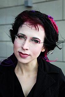 Sofia Oksanen, vinnare av Nordiska radets litteraturpris 2010.jpg