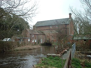 Sopley - The Grade II listed mill