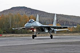 Image illustrative de l'article Soukhoï Su-37