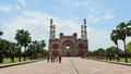 South Gateway - Northern View - Akbar Mausoleum Complex - Sikandra - Agra 2014-05-14 3620-3622 Archive.TIF