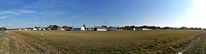 South Lakeland Airport - Image: South Lakeland Airport (X49) Panorama