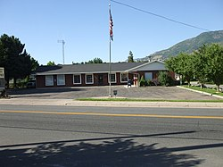 South Weber City Office, August 2008