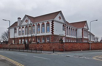 Southcoates - Southcoates Lane School (2014)