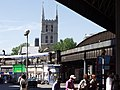 Southwark Cathedral tower - geograph.org.uk - 351195.jpg