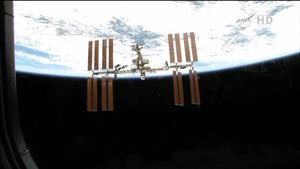Файл:Space Station Live - Cultivating Plant Growth in Space.webm