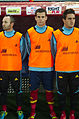 Spain - Chile - 10-09-2013 - Geneva - Andres Iniesta , Nacho and Koke.jpg