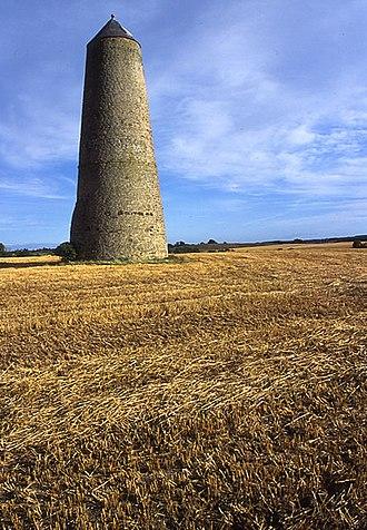 Belford, Northumberland - Spindlestone Ducket Mill