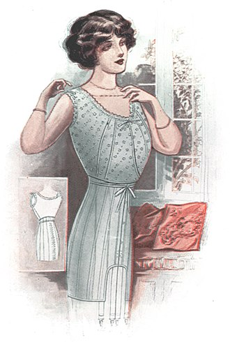 Bustier - Classic corset from 1913