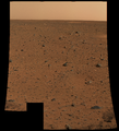 Spirit Rover's First Colour Photograph of Mars - uncropped.png