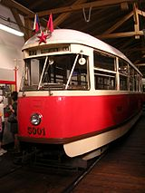 市内交通博物館