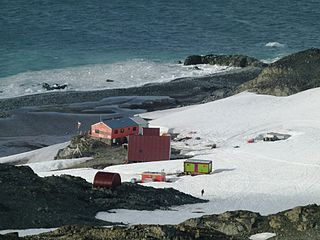 St. Kliment Ohridski Base Antarctic base