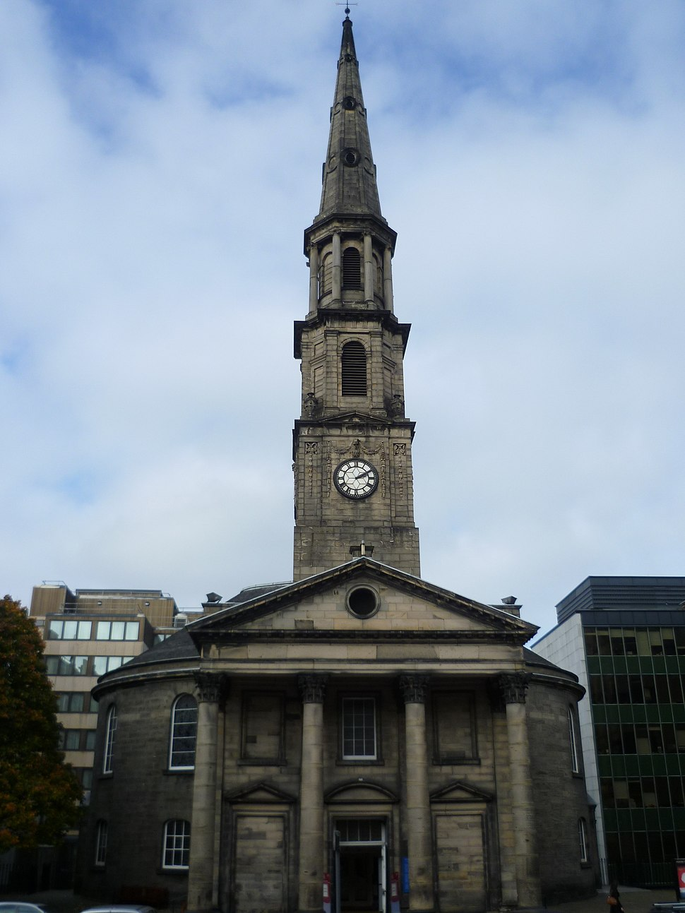 St. Andrew's Church, George Street Edinburgh