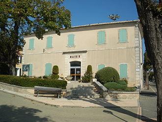 Saint-Christol, Vaucluse - Mairie