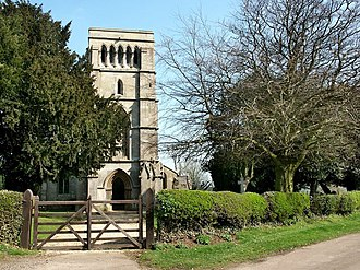 East Keal - Image: St Helen, East Keal geograph.org.uk 430623