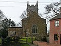 St John's Church, Grimston, Leicestershire-geograph.org.uk-2830141.jpg