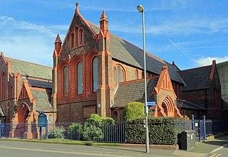 St Lukes Church, Walton