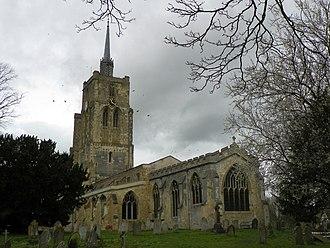 Church of St Mary the Virgin, Ashwell - Church of St Mary the Virgin in Ashwell