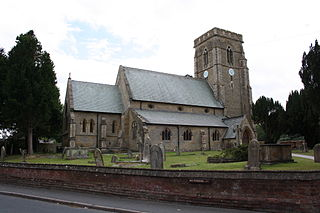 Cherry Burton Village and civil parish in the East Riding of Yorkshire, England