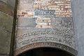 St Michael the Archangel, Llanyblodwel inscription outside tower link.jpg