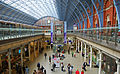 St Pancras railway station London.JPG