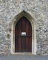 St Peter and St Paul, Brockdish, Norfolk - Doorway - geograph.org.uk - 804896.jpg