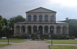 Bad Brückenau - Großer Kursaal, 2010