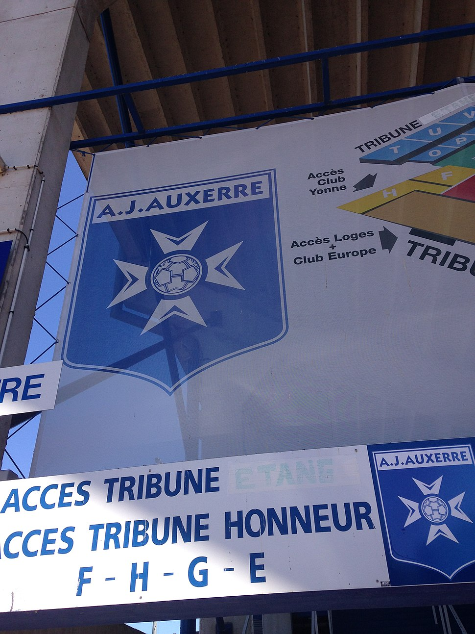 Stade Abbé Deschamps