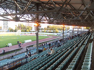stadium at Colombes, France