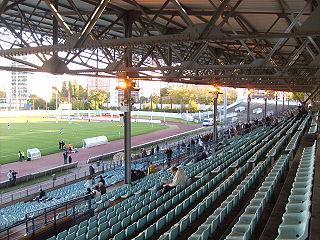 Stade Olympique Yves-du-Manoir stadium at Colombes, France