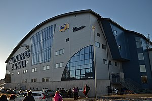 Kinnarps Arena - Kinnarps Arena