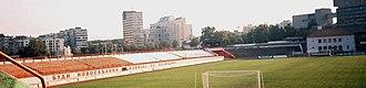 Karađorđe Stadium - Image: Stadion vojvodine 03