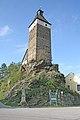 Stadt- bzw. Uhrturm im Hardegg 03.JPG