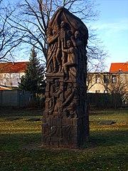 Skulptur von Hans Eickworth im Stadtpark
