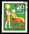 Stamps of Germany (BRD) 1970, MiNr 631.jpg