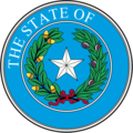 State seal of Texas with text removed.png